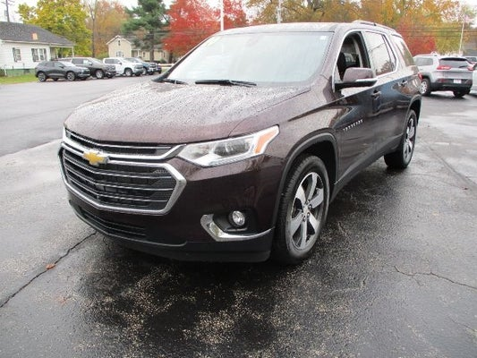 Used Chevrolet Traverse Orwell Oh